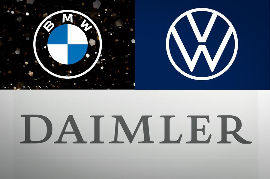 ЕС оштрафовал BMW и VW за сговор с Daimler по вопросам выбросов