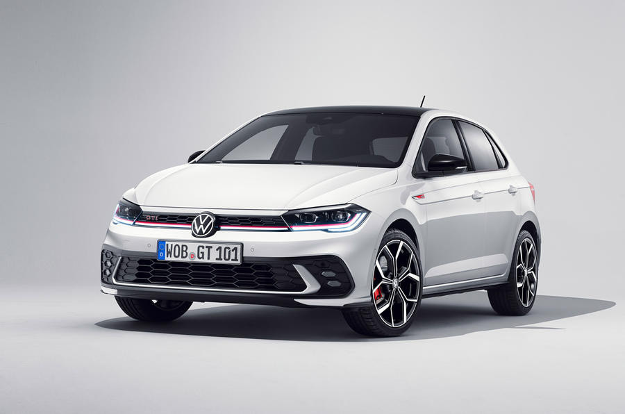 Volkswagen Polo GTI возвращается в 2021 году в новом облике