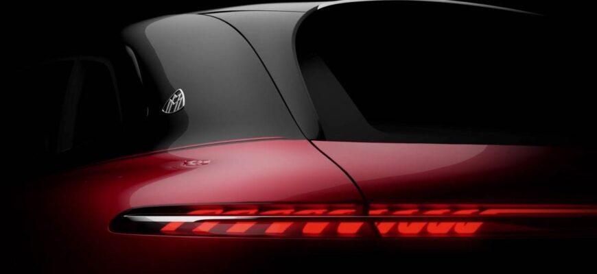 Mercedes Maybach представил ультра-роскошный электрический внедорожник EQS