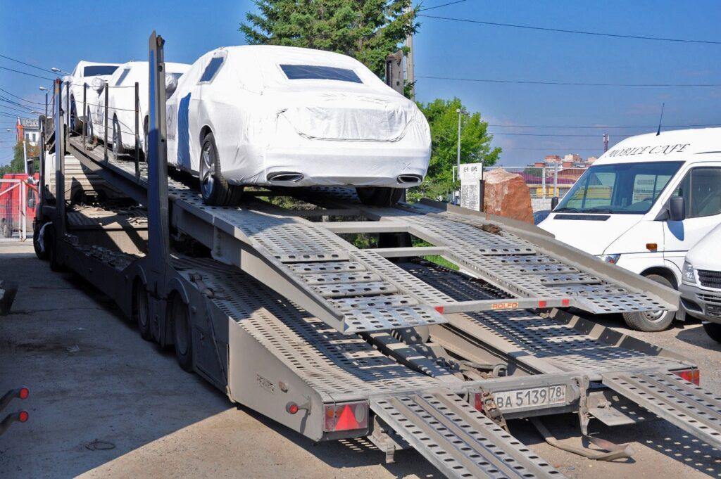 Требуемые документы для перевозки новых автомобилей из Англии